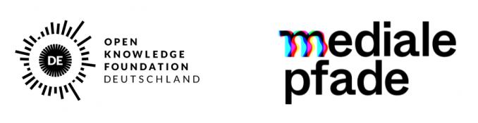 Open Knowledge Foundation Deutschland und mediale pfade