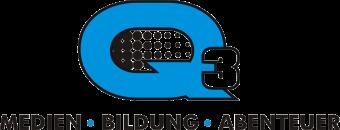 Logo von Q3.Quartier für Medien.Bildung.Abenteuer